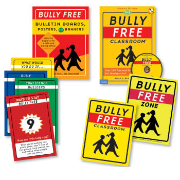 Wings of support bully free set item code 1127a publicscrutiny Choice Image